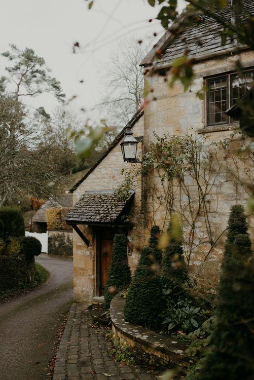 Lapstone Barn winter wedding
