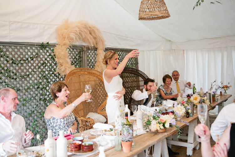 Wedding Receptions Speeches and Toasts