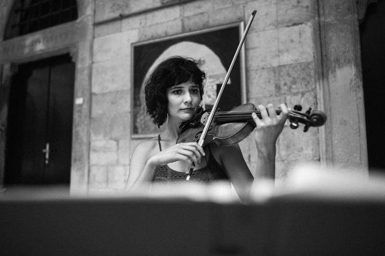 String Violinist Wedding Ceremony Music