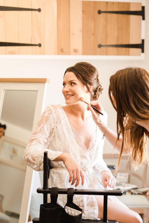 Bridal beauty and makeup preparations