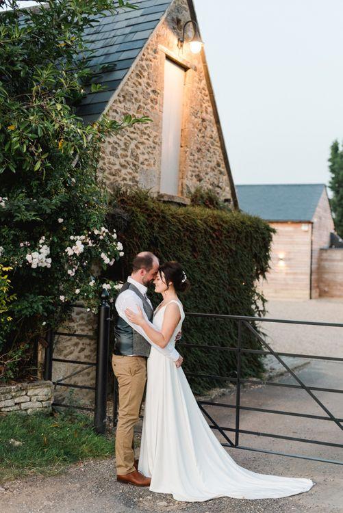 Mickleton Hillsl Farm wedding venue