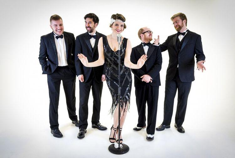 Bellini Jazz Band // Wedding Band // Entertainment Nation