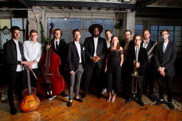 Jazz Empire // Wedding Band // Entertainment Nation