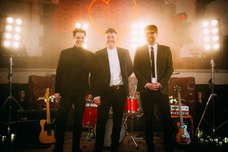 The Mersey Boys // Wedding Band // Entertainment Nation