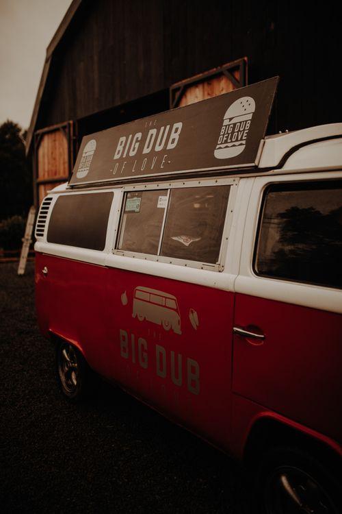 The Big Dub of Love food truck