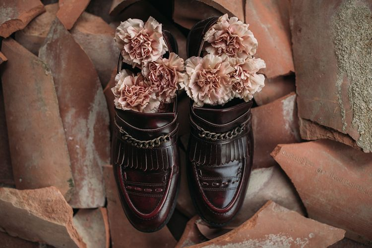 Grooms Loafer Wedding Shoes