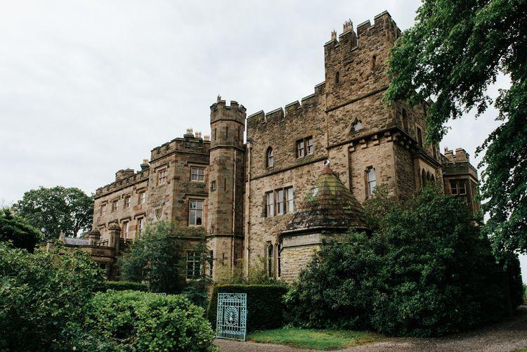 Hawarden Castle Wedding in Wales