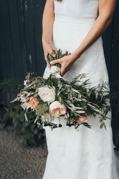 Beautiful Relaxed Wild Bouquet