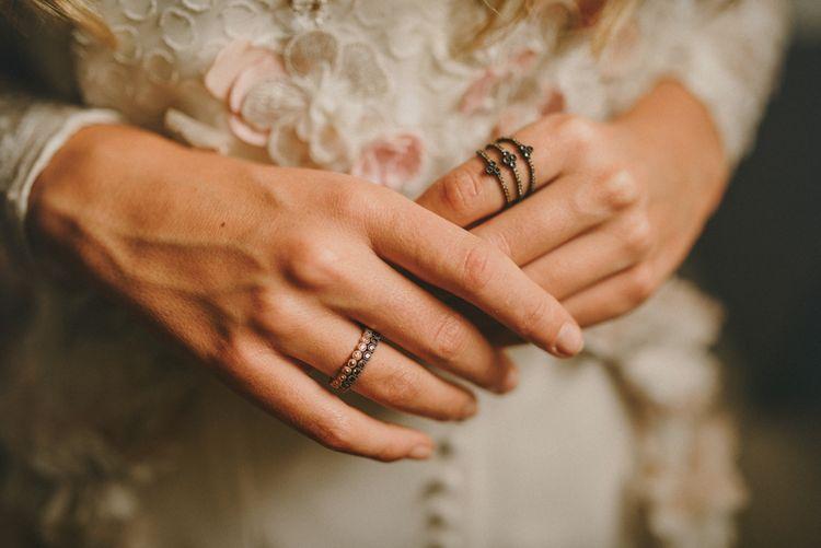 Delicate Wedding Rings