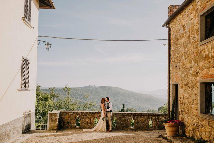 Stunning Italian villa for destination wedding
