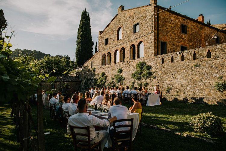 Montelucci Country Resort wedding venue in Italy