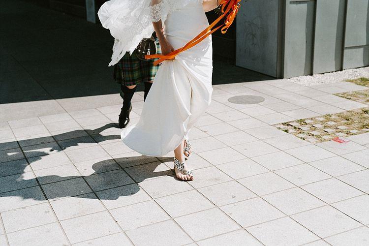 Sophia Webster Lasercut Angel Wing Sandals
