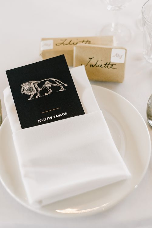 Table Setting | Wedding Reception Decor | Healey Barn Countryside Wedding with Wild Flowers and Bride in Pronovias | Georgina Harrison Photography