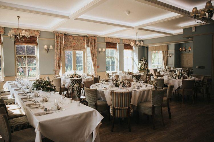 Washingborough Hall wedding venue