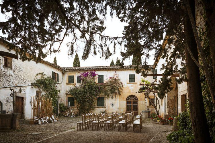 Fangar Agroturismo Venue in Mallorca
