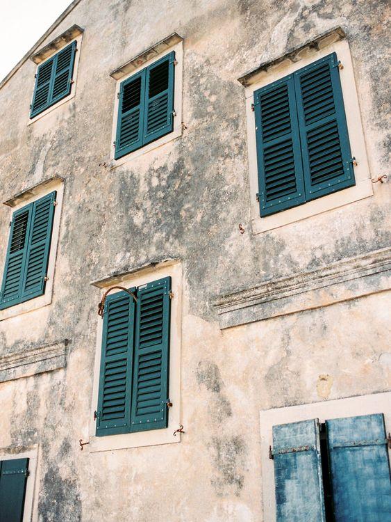 Pastel Blue & Green, Romantic, Destination Wedding at Corfu Luxury Villas, Planned by Rosmarin Weddings & Events | Mikhail Balygin Fine Art Wedding Photographer