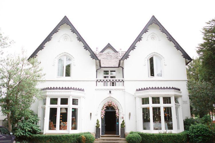 Didsbury House Hotel wedding venue