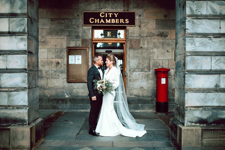 Winter, Edinburgh elopement at City Champers