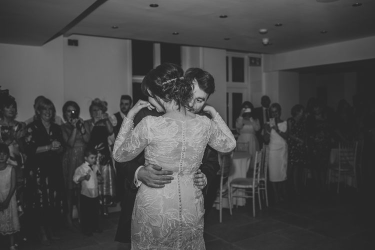 First Dance | Tyn Dwr Hall, North Wales | Justin Alexander Gown from Brides by Tina Louise | Photography by Livi Edwards.
