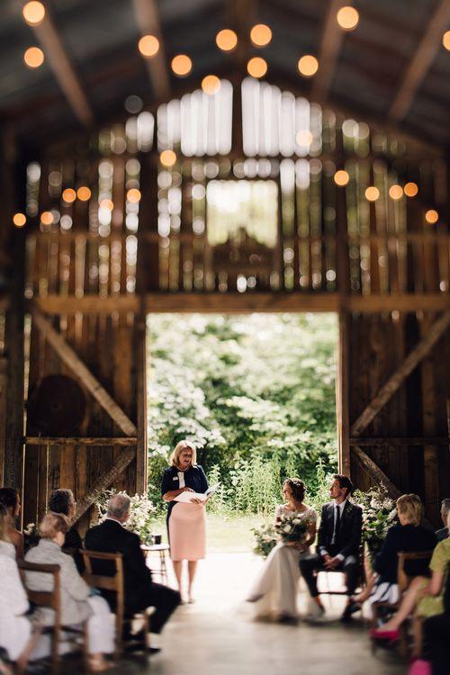 Rustic Barn Wedding At Nancarrow Farm
