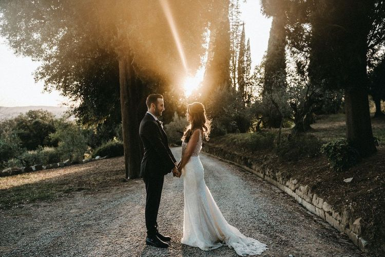 Italian wedding at Villa Le Fontanelle