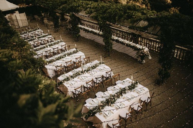 Villa Le Fontanelle wedding venue in Florence