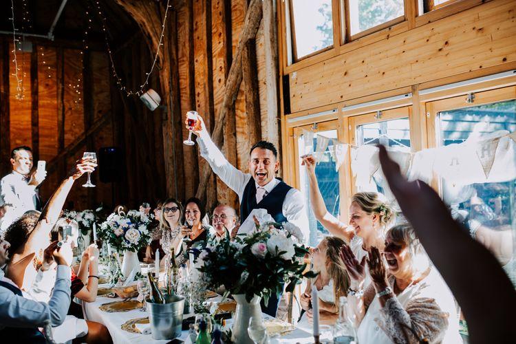 Wedding Speeches / Sally Rawlins Photography
