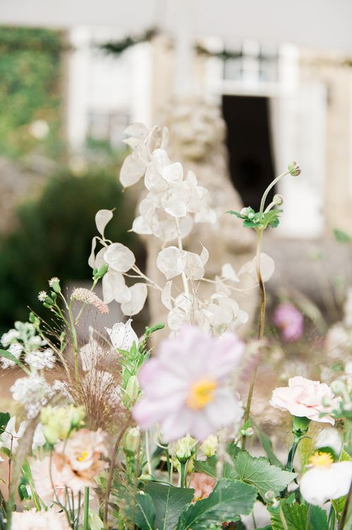 Cowdray House, West Sussex | Photography by Emma Pilkington | Beattie Bailey planning & Styling | Bride wears Suzanne Neville