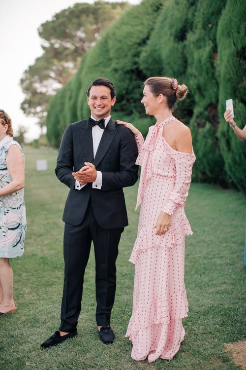 Destination Wedding Guest Fashion  | Three Day Ravello Wedding at Villa Cimbrone on Amalfi Coast Italy |  M & J Photography | Marco Caputo Films