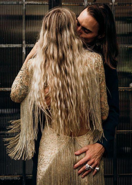 Bridal Hair Inspiration Hair Down Wavy
