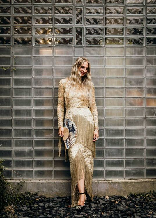 Fleetwood of London Bespoke Wedding Dress
