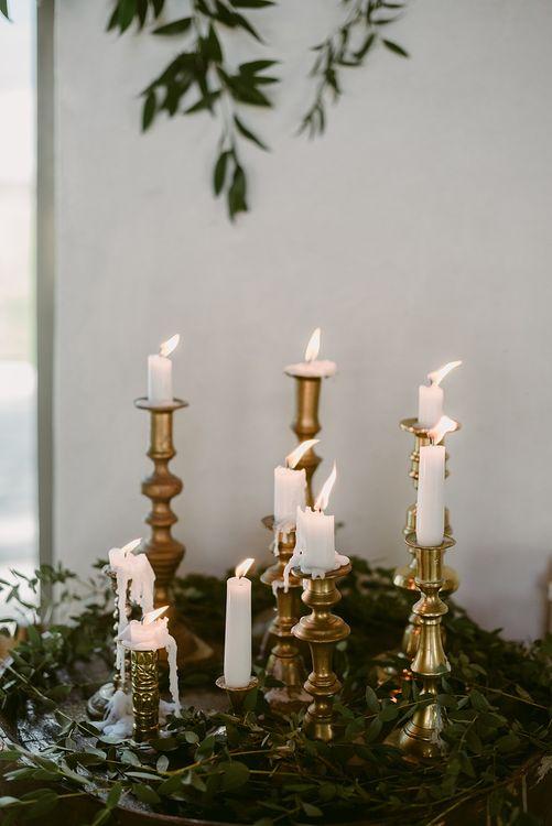 Rustic Luxe Boho Wedding In Scotland