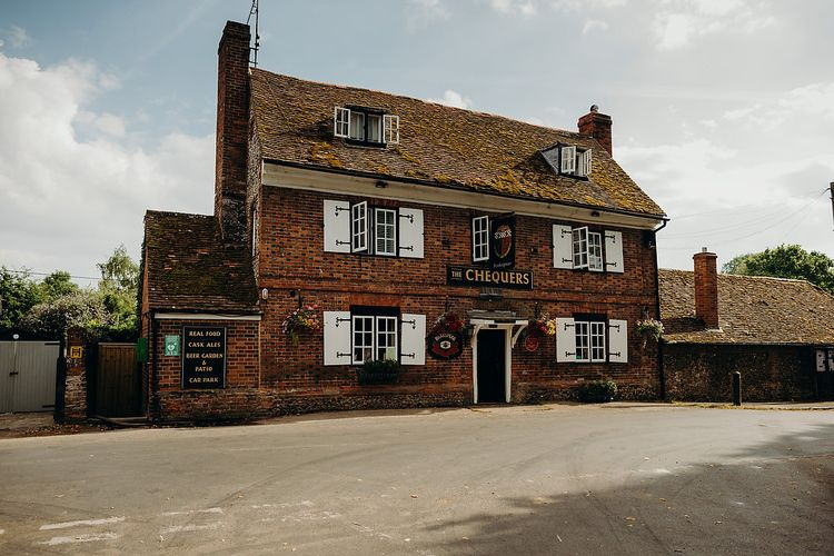 Pub wedding venue