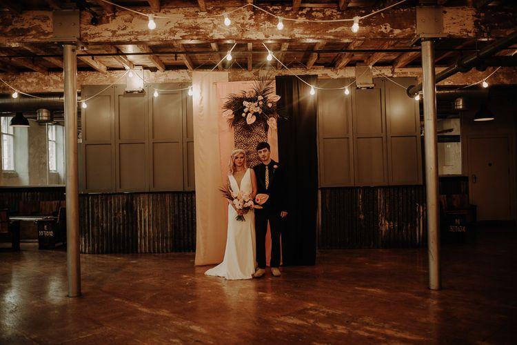 Contemporary inspiration Holmes Mill Industrial wedding venue