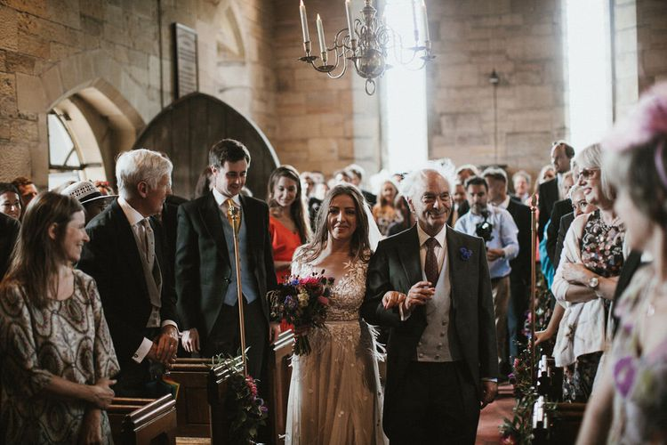 Church Wedding  // James Frost Photography