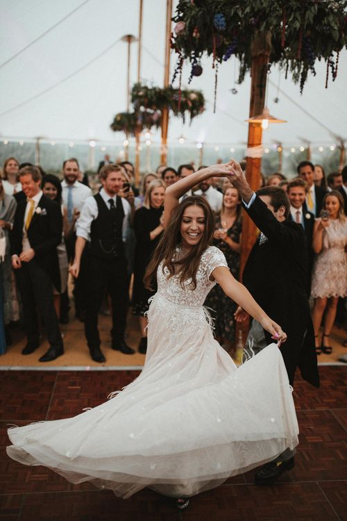 Wedding First Dance // James Frost Photography