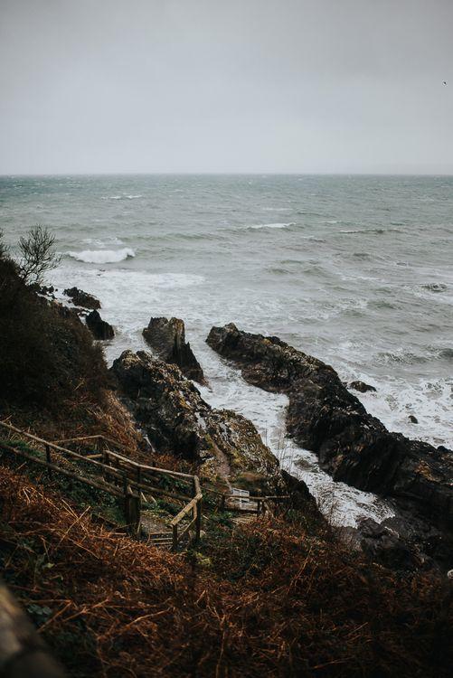 Coastal Cornwall Wedding