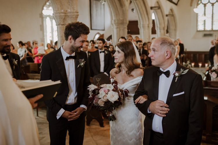 Boconnoc Cornwall Weekend Wedding With Bride In Halfpenny London & Groom In Paul Smith With Images From The Curries