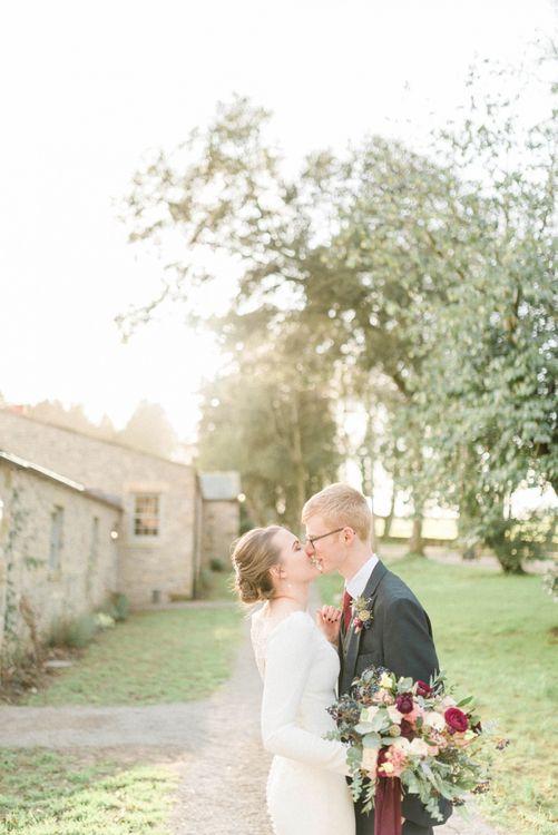 February wedding at Middleton Lodge Yorkshire