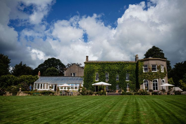 Pennard House in Somerset, Country House Wedding Venue