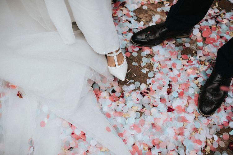 Confetti on the Floor