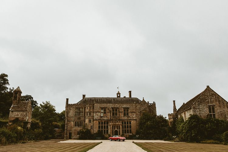 Brympton House Wedding Venue in Somerset