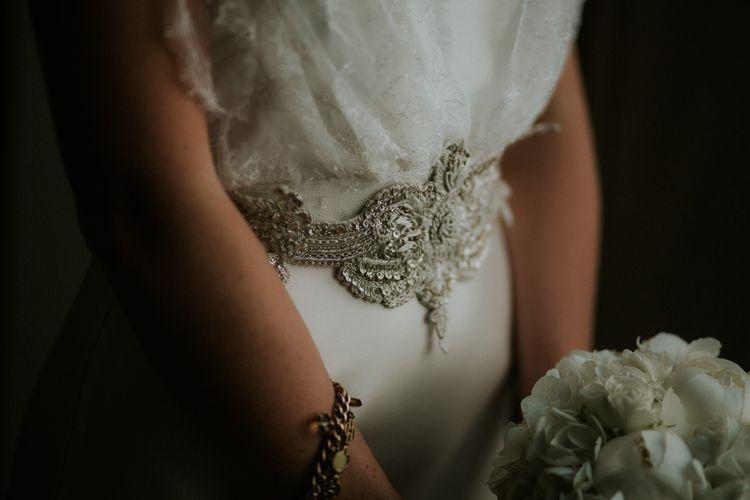 Jewelled Bridal Belt