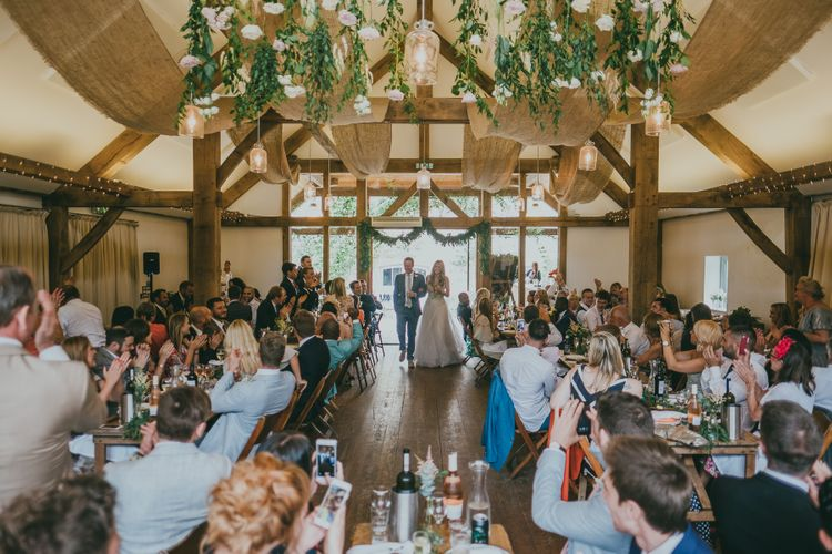 Nancarrow Farm Cornwall Wedding // Images From Ross Talling Photography