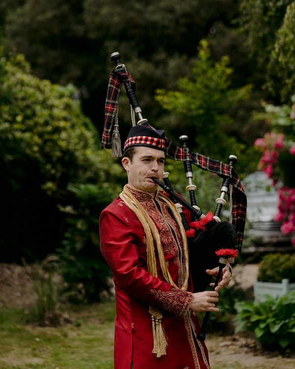 Wedding Entertainment Bagpipe Music