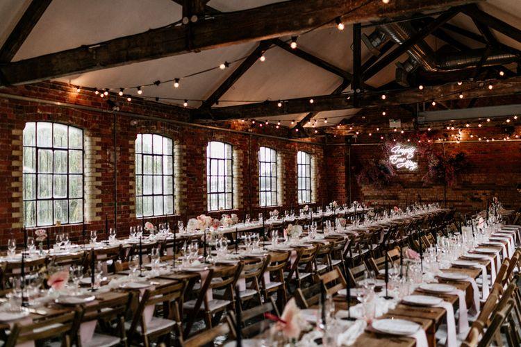 Industrial Wedding Venue Loft Studios London