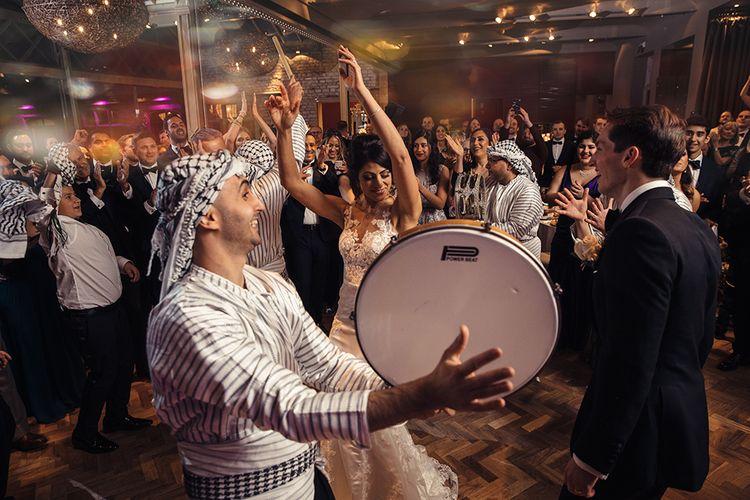 Zaffa Wedding Party