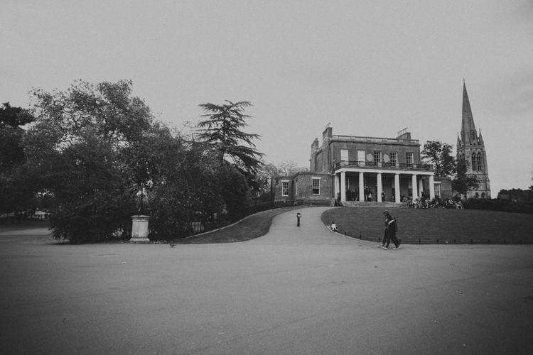 Autumn City Wedding at Clissold House,  West Reservoir Centre   A Thing Like That Photography
