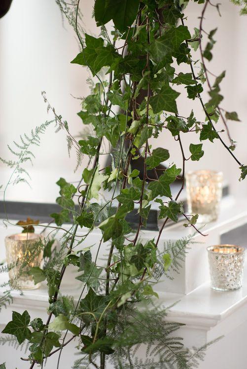 Blue Sky Wedding Flowers | Super Luxe White, Grey & Gold Elegant Wedding Inspiration at Orangery, Holland Park, Kensington, London | Planned & Style day The Events Designers | Eva Tarnok Photography