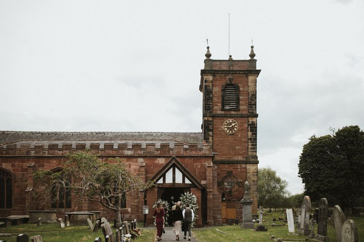 Church For Wedding Ceremony In Wales